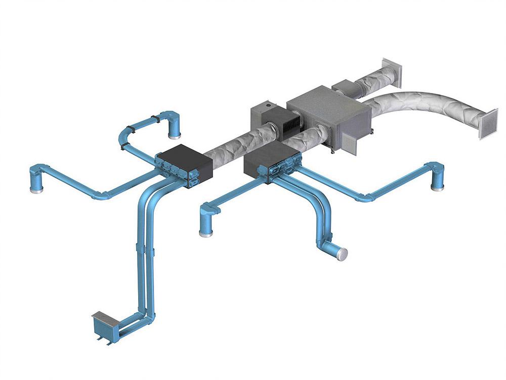Impianti vmc ventilazione meccanica controllata - Ventilazione meccanica ...